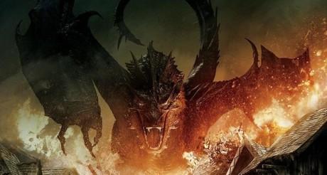 Lo Hobbit - La Battaglia Delle Cinque Armate - Smaug
