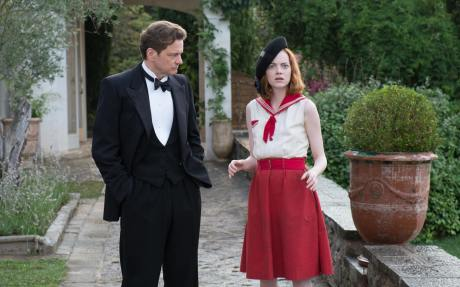 Magic In The Moonlight - Colin Firth ed Emma Stone