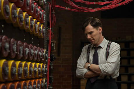 The Imitation Game - Dominic Cumberbatch