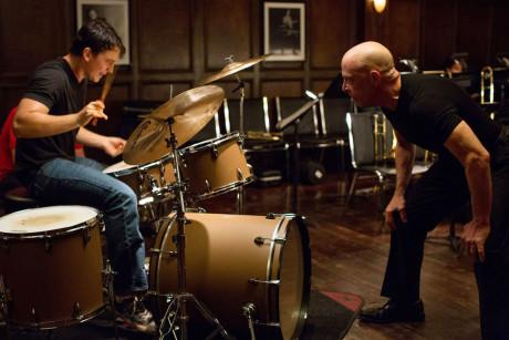 Whiplash - Teller, Simmons e la batteria