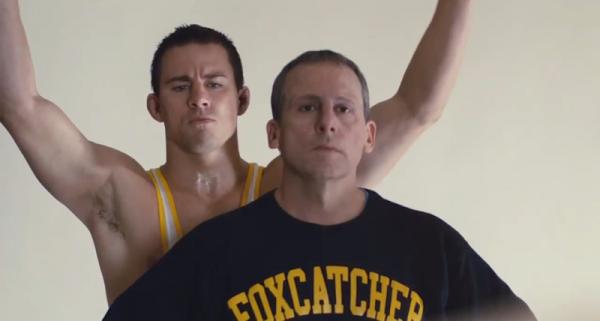 Foxcatcer - Channing e Steve