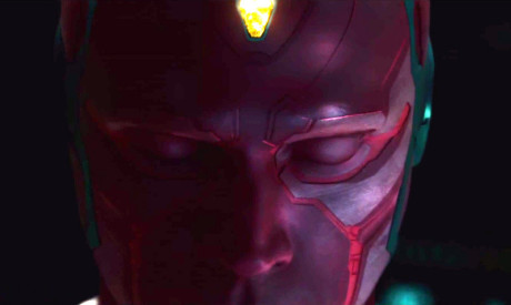 Avengers - Age Of Ultron - Visione