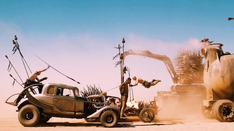 Mad Max - Fury Road - Hot Rod