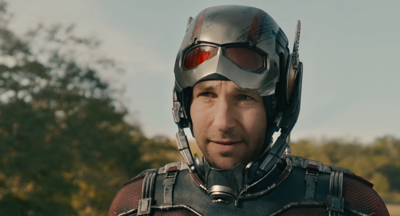 Ant-Man - Paul Rudd
