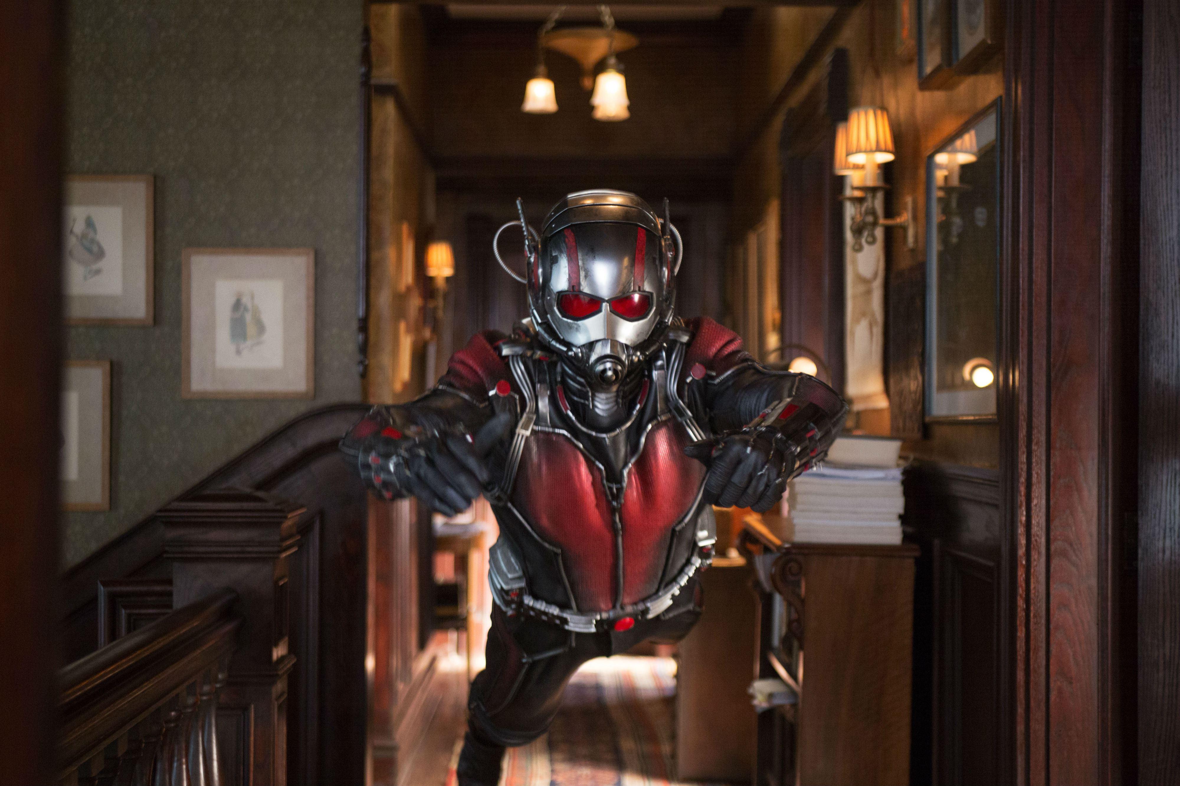 Ant-Man - Tuffo