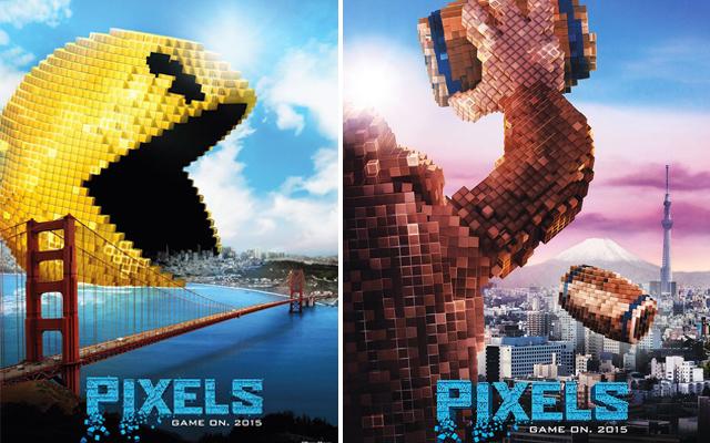 Pixels Stream Hd Filme