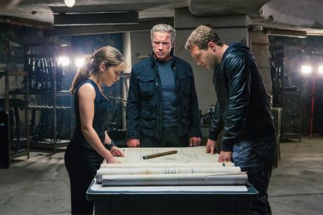 Terminator Genisys - Cast