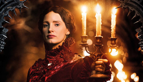 Crimson Peak - Jessica Chastain