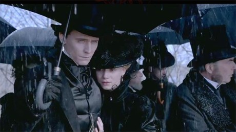 Crimson Peak - Tom e Mia