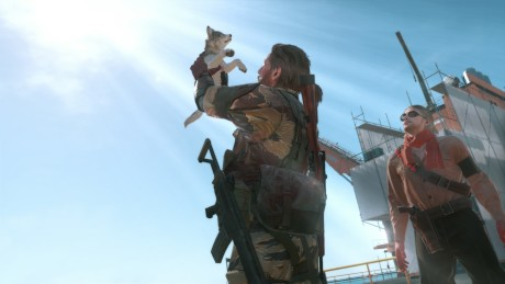 Metal Gear Solid V: The Phantom Pain - Rex