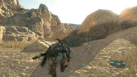Metal Gear Solid V: The Phantom Pain - Grafica