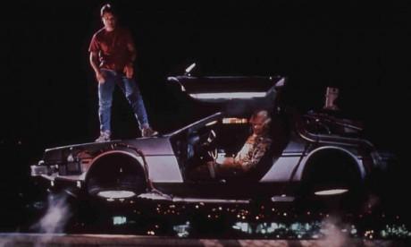 Ritorno Al Futuro - Parte II - DeLorean