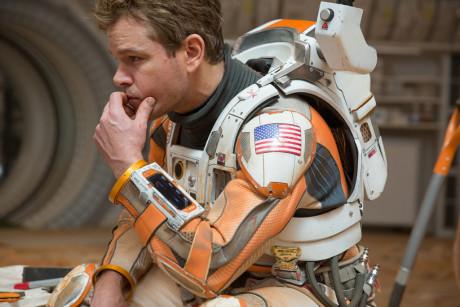 Sopravvissuto - The Martian - Matt Damon