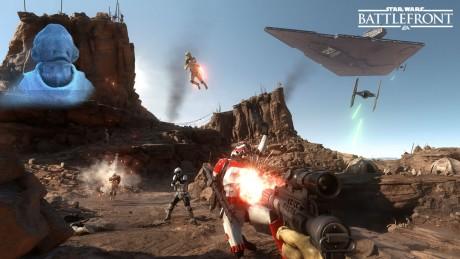 Star Wars Battlefront - Single Player