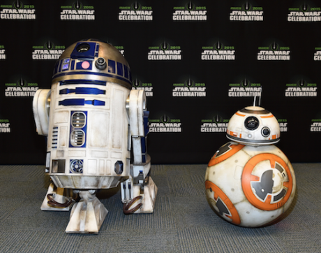 Star Wars - Il Risveglio Della Forza - BB-8 e R2D2