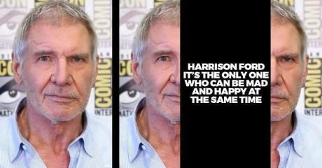 Star Wars - Il Risveglio Della Forza - Harrison Ford