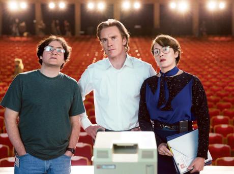 Steve Jobs - Cast