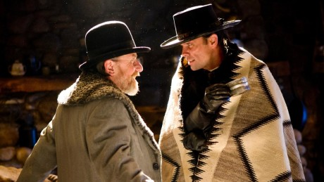 The Hateful Eight - Tim Roth - Walton Goggins
