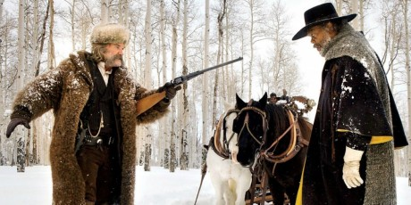 The Hateful Eight - Uomo col fucile