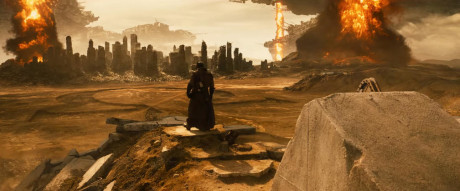 Batman V Superman Dawn Of Justice - Deserto